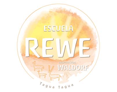 rewe waldorf
