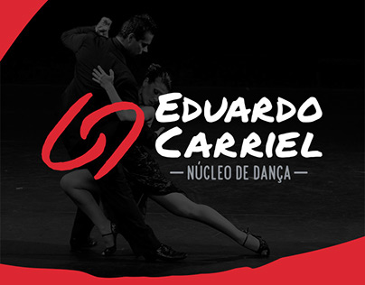 Eduardo Carriel || Rebranding & Visual Identity