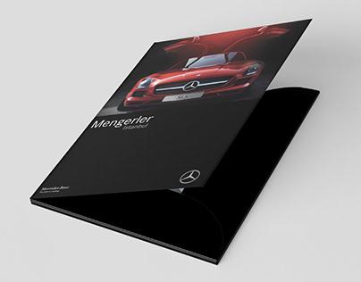 Mercedes Benz Folder