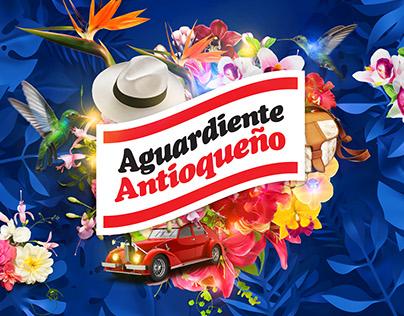 FERIA DE FLORES AGUARDIENTE ANTIOQUEÑO