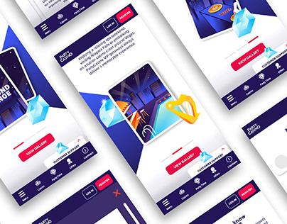 UI/UX | Rebranding | VIP page