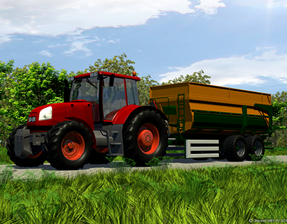 Theorie T Tractor