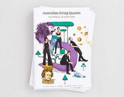 Australian String Quartet 2018