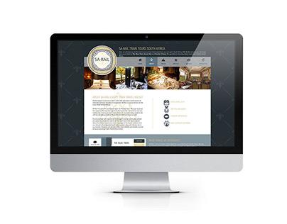 WEBSITE DESIGN SA-Rail