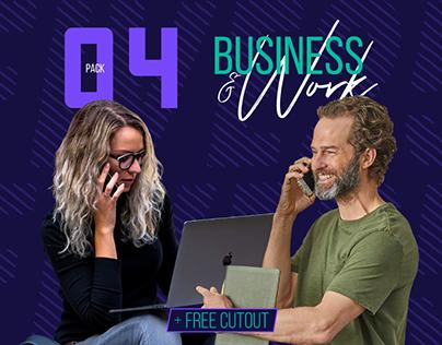 Business & Work Cutouts
