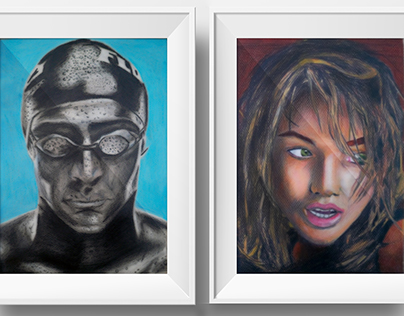 Illustration Handmade | Portraits
