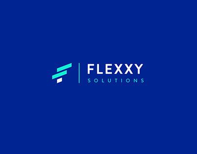 Flexxy Solutions Logo Design