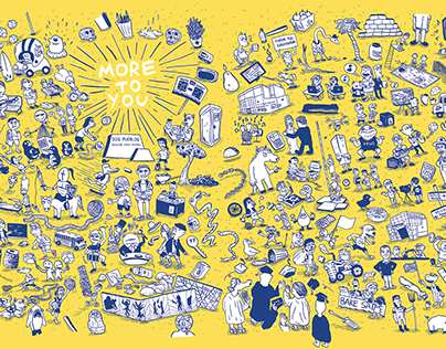 More To You - Wrap-Around Yearbook Cover