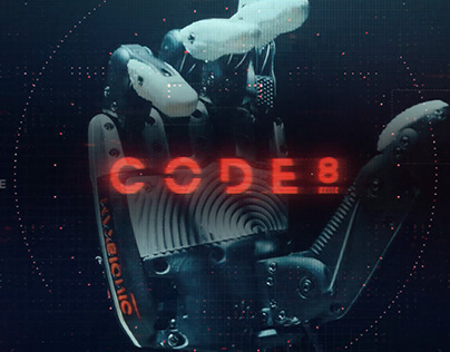 CODE 8 - OPENING TITLES