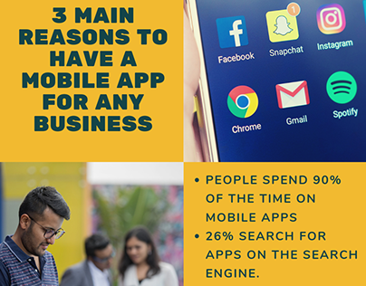 Why Mobile Apps for Organizations