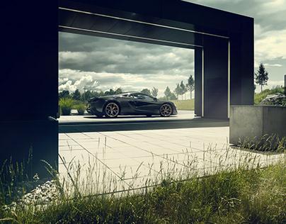 Pogea Racing McLaren 666s