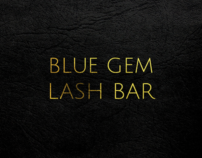 Blue Gem Lash Bar