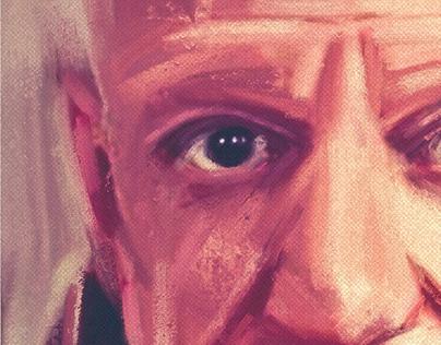 Portrait Study - Picasso