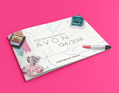 AVON Q4/18 newness brochure