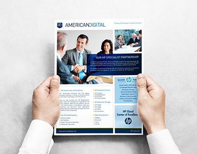 HP Partnership Data Sheet