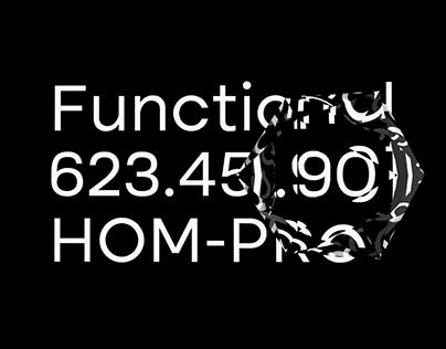 Altone; Geometric Sans