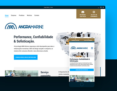 Angramarine | Site
