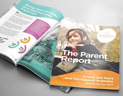 Spurgeons Report - Layout & Graphics
