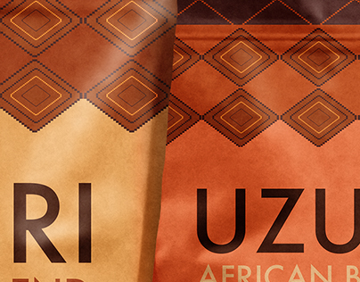 Uzuri African Blend Coffee Package & Newsletter