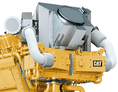 Offshore Gensets