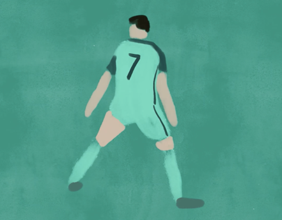 Euro 2016 Goal Animations