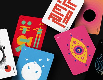 Mind Tourists Card Deck