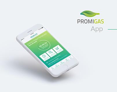 App móvil Promigas