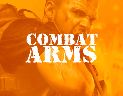 Combat Arms - Site Redesign