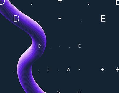 Dejavu -Poster design