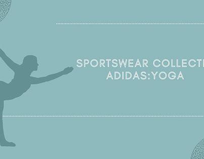 Yoga Activewear collection | Adidas