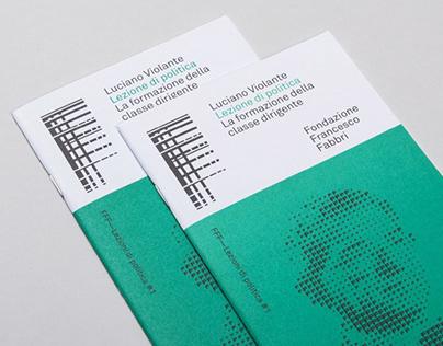 Luciano Violante - Lezioni di politica
