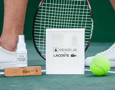 Sneaker LAB x Lacoste Photoshoot
