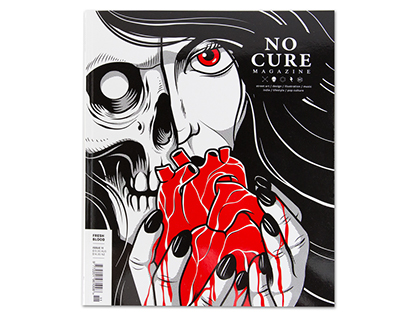 No Cure issue 11 - Fresh Blood