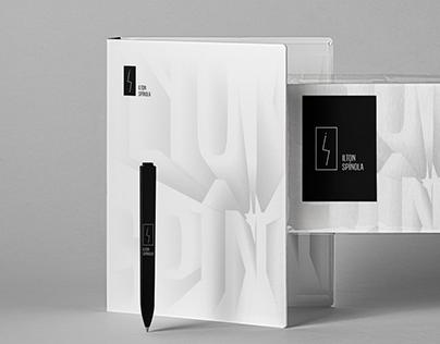 Ilton Spínola | Visual identity