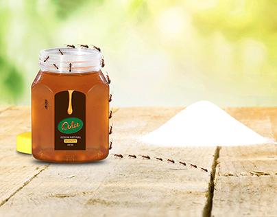 Dulce Honey For Advertising