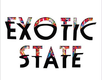 Logo für das Techno Label Exotic State in Berlin