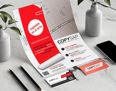 Gráfica y Redes - CopySAP