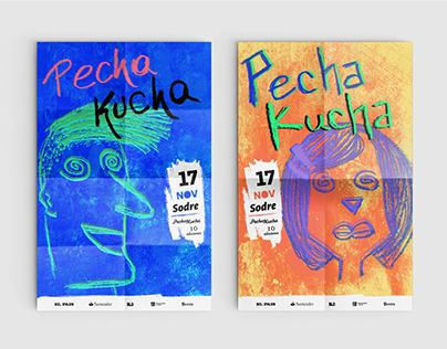 Pecha Kucha Night - Poster Design