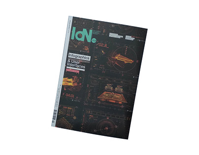 IdN v24n5: Infographics & User Interfaces