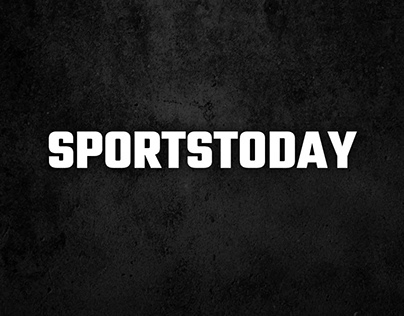 Sportstoday - Portal Design