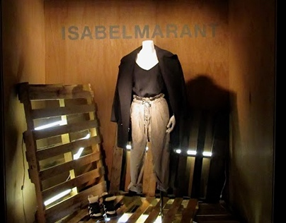 Isabel Matant Window