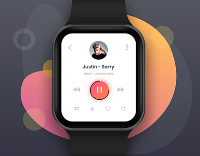 Music Player Design