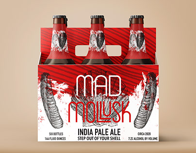 Mad Mollusk IPA Personal Project