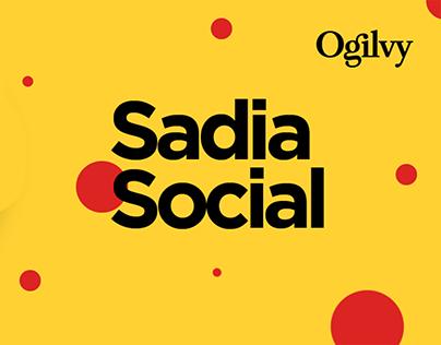 Sadia Social Content