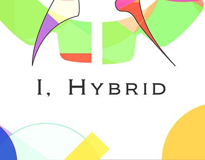 I, Hybrid Poster