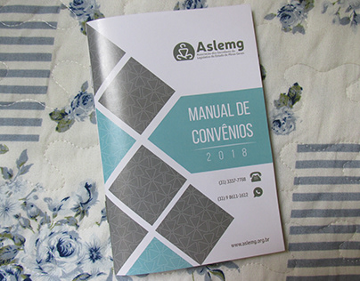 Manual de Convênios - Aslemg