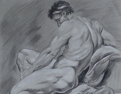 Resting Hercule - Reproduction