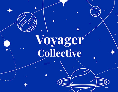 Voyager Collective - Identity & Website