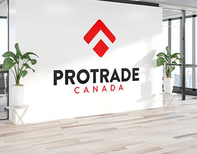ProTrade Canada   P Logo   Trade Logo