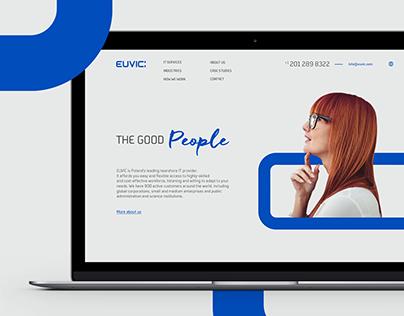 Euvic rebranding